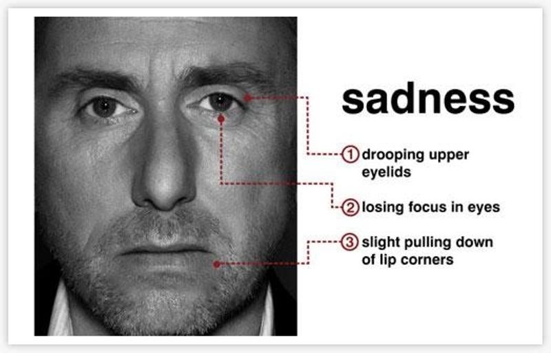 sadness-microexpression
