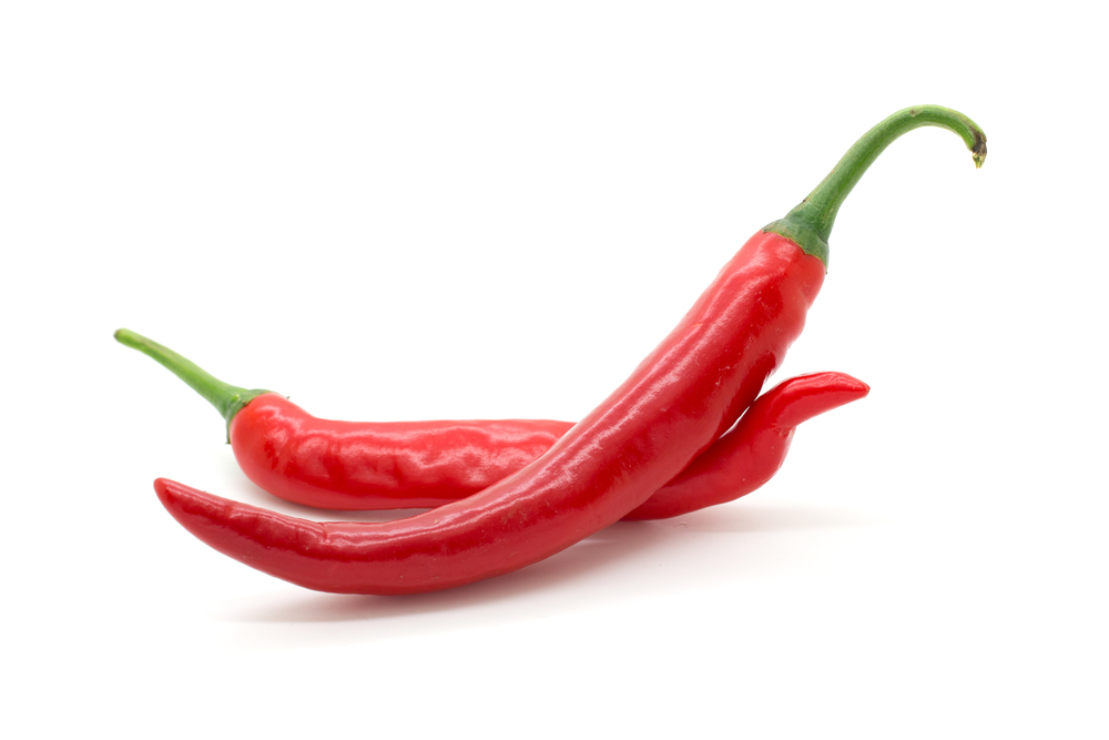 shutterstock_316285898 hot peppers accelerate weight loss